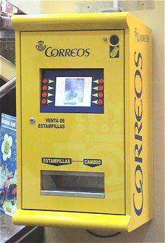 Distribuidor epelsa lf en andorra for Oficina correos granollers
