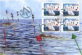 Atm 2 Fdc Europa Nett Aland