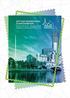 CSP1邮亭在2017墨尔本世界邮展