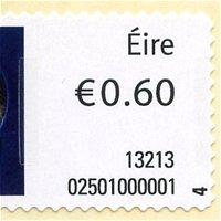 爱尔兰电子邮票版别区分