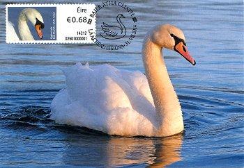 爱尔兰7月31日发行动物和海洋生物(5)电子邮票