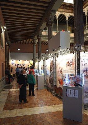 Espa a emisiones atm 2016 feria nacional del sello 2016 for Feria outlet zaragoza