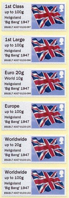 爆炸! 博物馆 - Heligoland Big Bang 1947