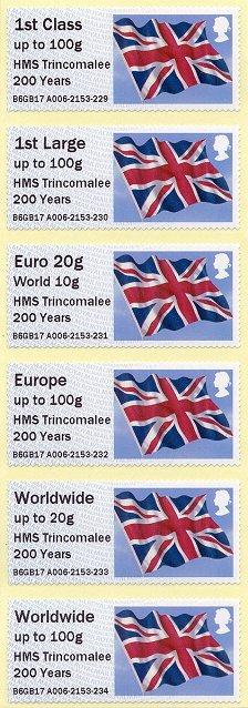 HMS Trincomalee博物馆 - HMS Trincomalee 200年